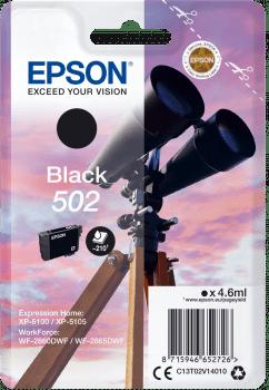 EPSON singlepack 502 čečný