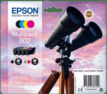 EPSON multipack 502 CMYK