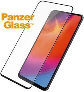 PanzerGlass Case Friendly tvrzené sklo pro Samsung Galaxy A80, černá