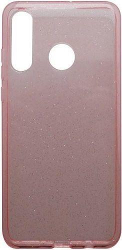 Mobilnet silikonové pouzdro pro Huawei P30 Lite, růžová