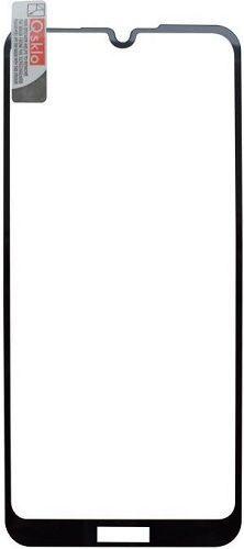 Q sklo 2,5D ochranné sklo pro Honor 8A, černá