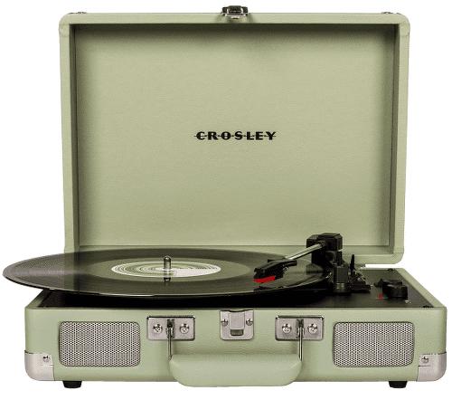 CROSLEY Cruiser Deluxe GRN
