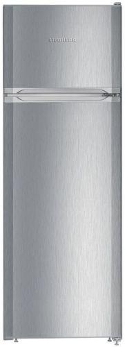 LIEBHERR CTel 2931, stŕíbrná kombinovaná chladnička