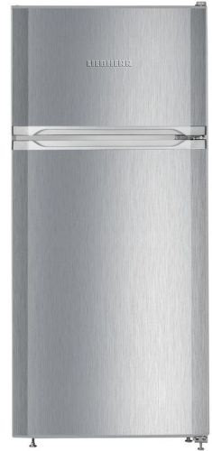 LIEBHERR CTel 2131, stříbrná kombinovaná chladnička
