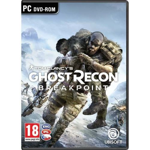 Tom Clancy's Ghost Recon: Breakpoint PC hra