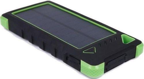 Viking Akula II solární outdoorová powerbanka 16000 mAh, zelená