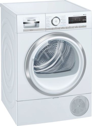 SIEMENS WT47XMH1EU, smart sušička prádla