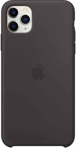 Apple silikonové pouzdro pro Apple iPhone 11 Pro Max, černá