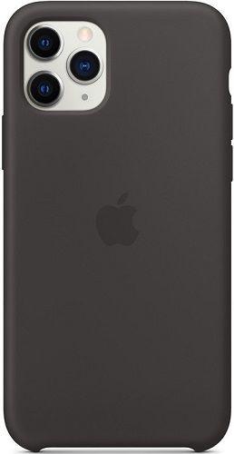Apple silikonové pouzdro pro Apple iPhone 11 Pro, černá