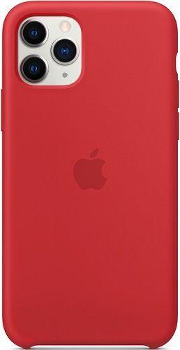 Apple silikonové pouzdro pro Apple iPhone 11 Pro, (PRODUCT) RED