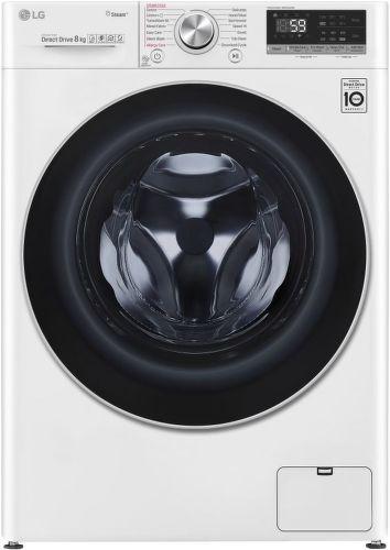 LG F4WV708P1, smart parní pračka plněná zepředu