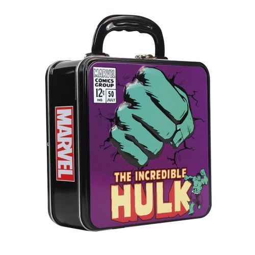 MAGIC BOX Hulk plechový kufřík