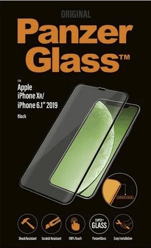 PanzerGlass Premium tvrzené sklo pro Apple iPhone 11/Xr, černá