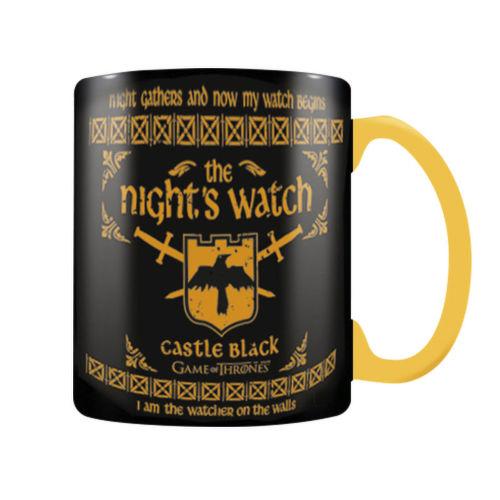 MAGIC BOX Game of Thrones Nights Watch hrnek 568 ml