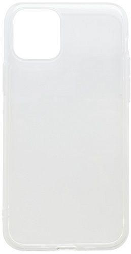 Mobilnet gumové pouzdro pro Apple iPhone 11 Pro, transparentní