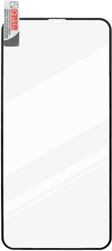 Mobilnet 2,5D temperované sklo pro Apple iPhone 11 Pro Max, černá