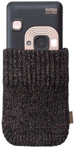 Fuji pouzdro pro Instax Liplay mini, černá