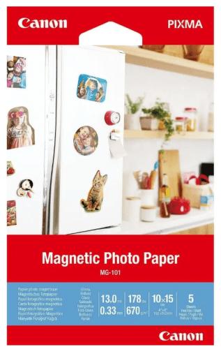 Canon MG-101, magnetický 5ks