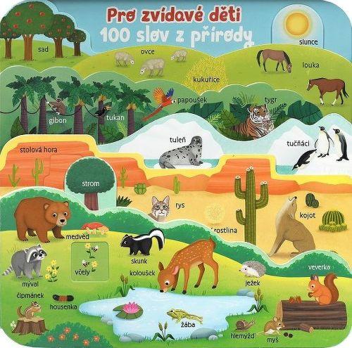 Pro zvídavé děti - 100 slov z přírody
