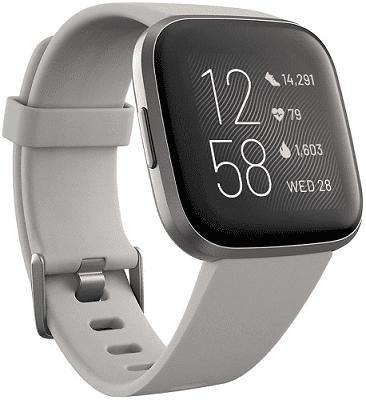 Fitbit Versa 2 Stone/Grey