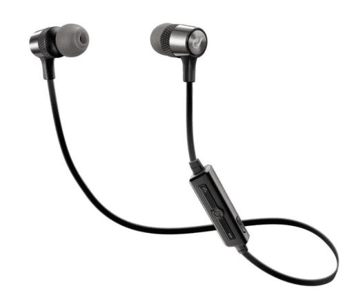 Cellularline Jungle bezdrátová sluchátka, černá