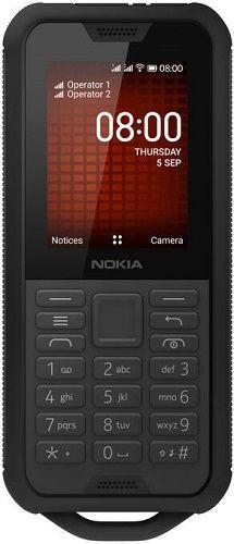 Nokia 800 Tough černý