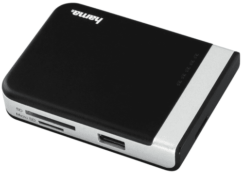 Hama 54546 USB 3.1 hub/čtečka paměťových karet