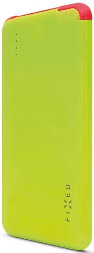 Fixed Zen Slim 5000 mAh, zelená