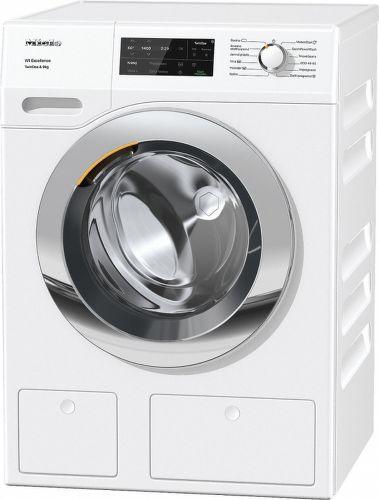 MIELE WEG 675, bílá smart pračka plněná zepředu