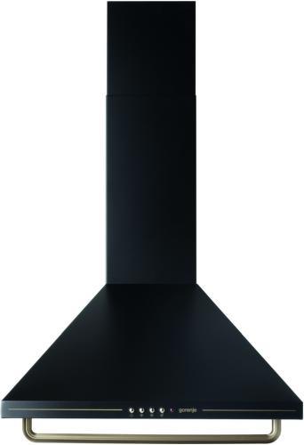 Gorenje DK63CLB - černý komínový odsavač par
