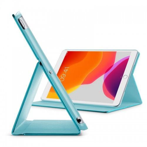 "Cellular Line Folio pouzdro pro iPad 10,2"" tyrkysové"