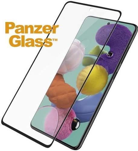 PanzerGlass Case Friendly tvrzené sklo pro Samsung Galaxy A51, černá