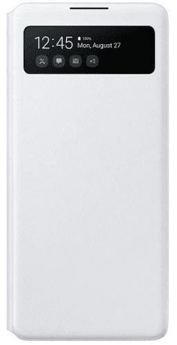 Samsung S View Wallet Cover pro Samsung Galaxy S10 Lite, bílá