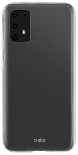 SBS Skinny silikonové pouzdro pro Samsung Galaxy Note10 Lite, transparentní