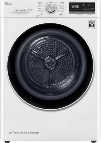 LG RC81V9AV4Q, smart sušička prádla