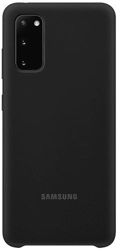 Samsung Silicone Cover pro Samsung Galaxy S20, černá