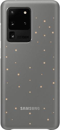 Samsung LED Cover pouzdro pro Samsung Galaxy S20 Ultra, šedá