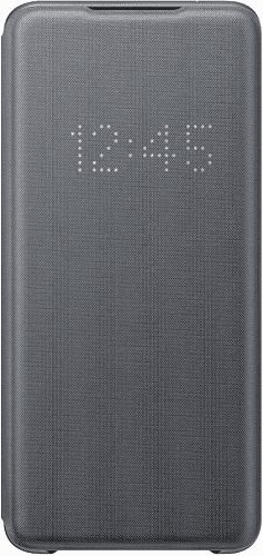 Samsung LED View Cover pouzdro pro Samsung Galaxy S20 Ultra, šedá