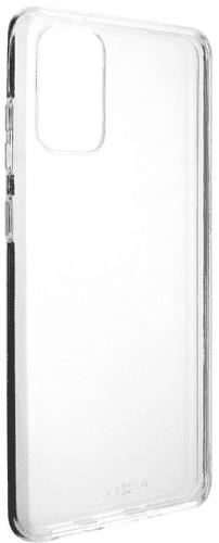 Fixed TPU gelové pouzdro pro Samsung Galaxy S20+, transparentní