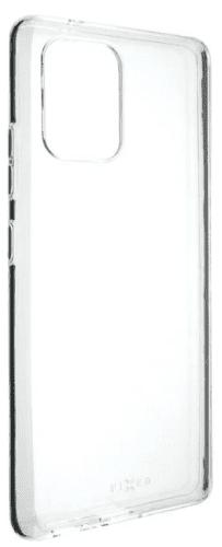Fixed TPU gelové pouzdro pro Samsung Galaxy S10 Lite, transparentní