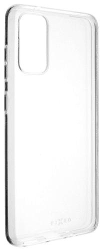 FIXED Skin pouzdro pro Samsung Galaxy S20, transparentní