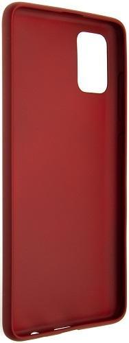 FIXED Story zadní kryt pro Samsung Galaxy A51, červená