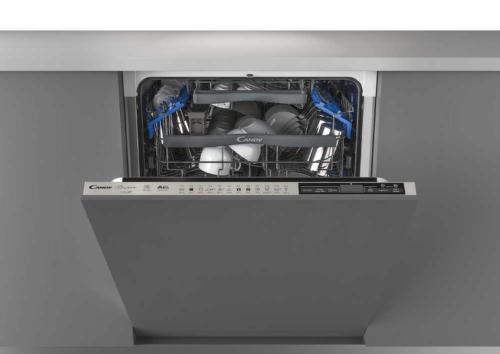 CANDY CDIMN 4S622PS, smart vestavná myčka nádobí