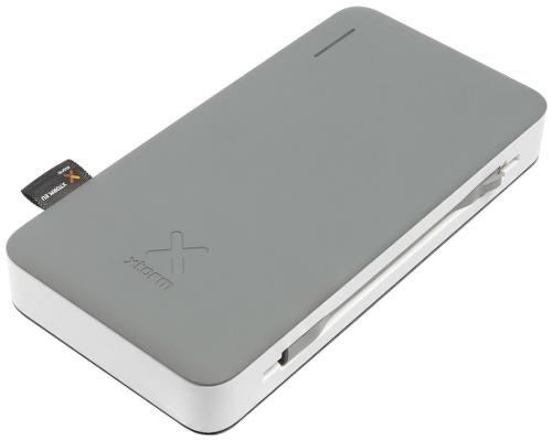 Xtorm Apollo PowerBank 15 000 mAh USB-C PD 18W, šedá
