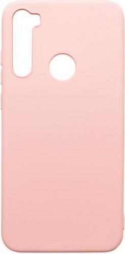 Mobilnet silikonové pouzdro pro Xiaomi Redmi Note 8T, růžová