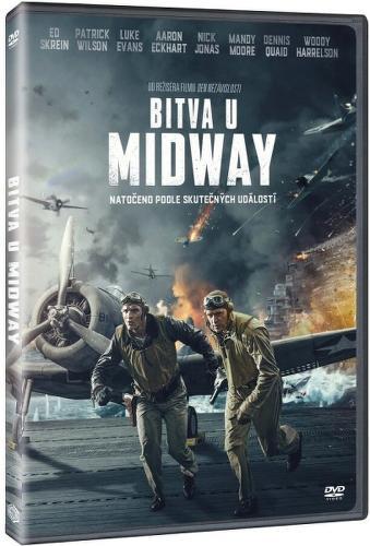 Bitva u Midway DVD film