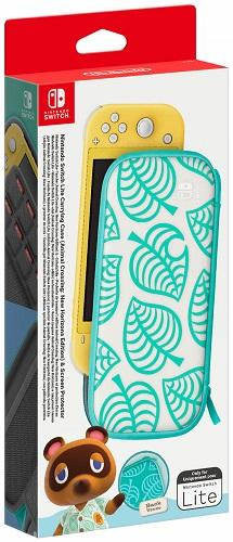 Nintendo Carrying Case - Animal Crossing: New Horizons Edition ochranné pouzdro pro NS Lite