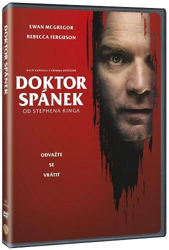 Doktor Spánek od Stephena Kinga - DVD film