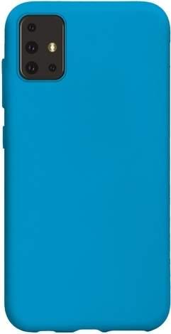 SBS School pouzdro pro Samsung Galaxy A51, modrá