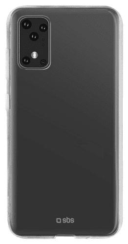 SBS Skinny pouzdro pro Samsung Galaxy S20 Ultra, transparentní